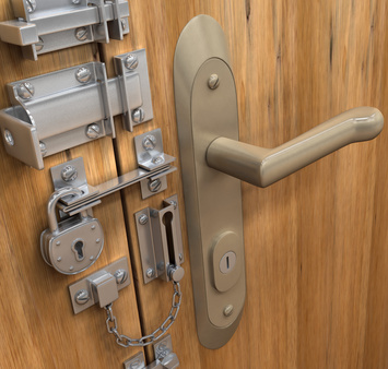 Security - any lock matters as much as any other.